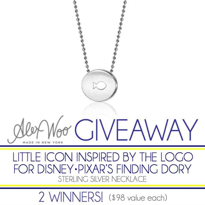 Alex Woo Finding Dory Jewelry Giveaway