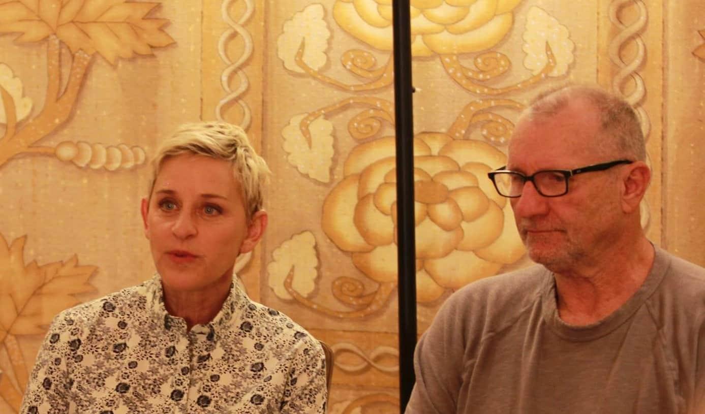 Ellen DeGeneres Ed O'Neill Finding Dory