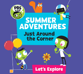 PBS Summer Educational Activities