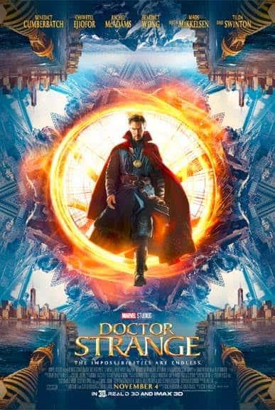 Doctor Strange Preview