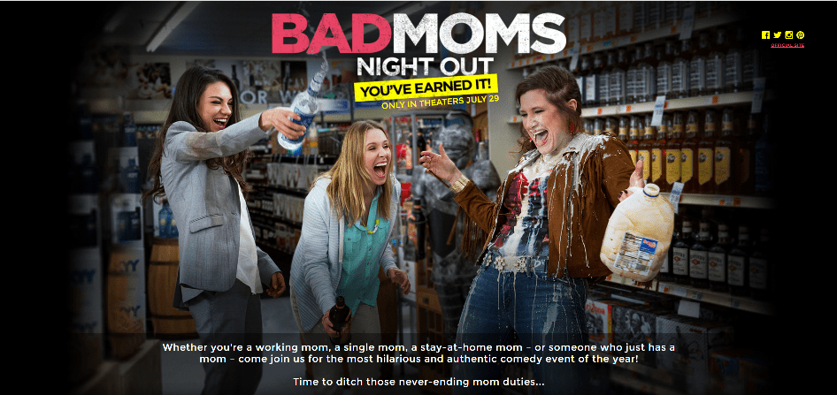 Mom's Night Out Ideas