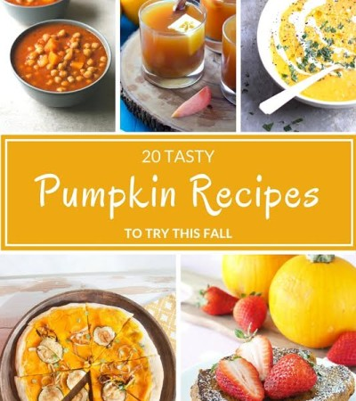 Pumpkin Recipe Ideas