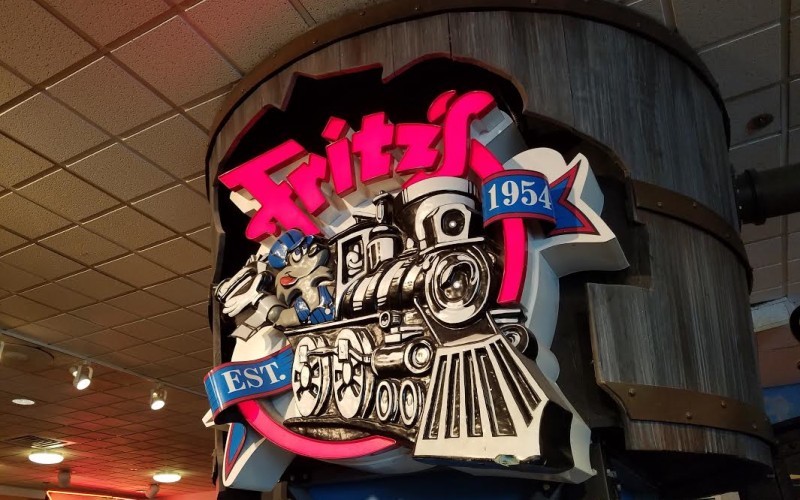 All Aboard for Railroad Fun at Fritz's Railroad Restaurant in Kansas City  @crowncenter @VisitKC #KCDestinations