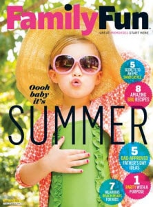 Free Subscription to Family Family Fun