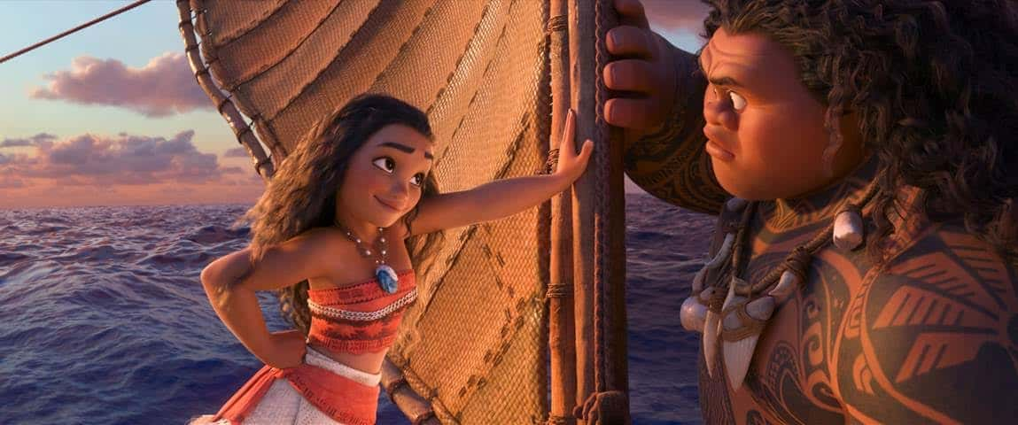 MOANA is opening in theaters November 23rd.