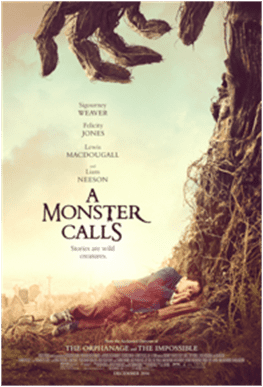 New movie trailer for A Monster Calls