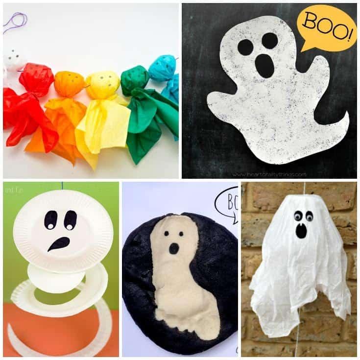 Ghost Craft Ideas