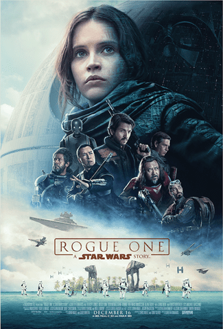 New Movie Trailer for Rogue One