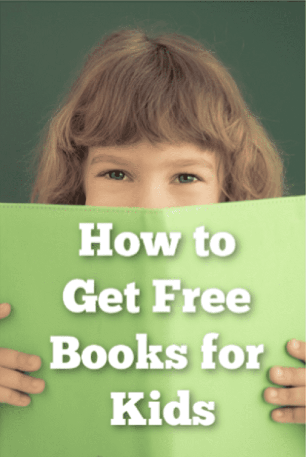 How to Get Free Books for Kids