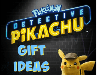 Detective Pikachu Gift Ideas For Your Pokemon Fan